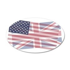 UK/US blended Wall Decal
