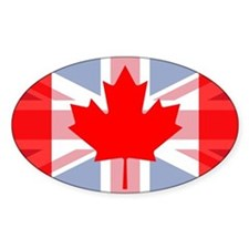 UK/Canada Bumper Stickers