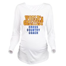 World's Greatest Cro Long Sleeve Maternity T-Shirt