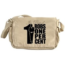 RobsOnePercent Messenger Bag
