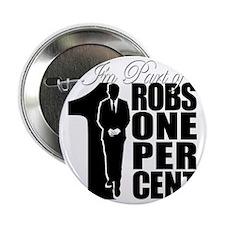 "RobsOnePercent 2.25"" Button"