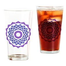 Sahasrara Chakra Drinking Glass