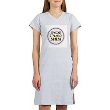 Spinone Italiano Dog Mom Women's Nightshirt