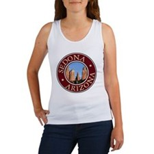 Sedona - Cathedral Rock Women's Tank Top