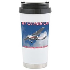 My Other Car- Cessna Travel Mug