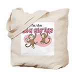 Big Sister (Monkey) Tote Bag