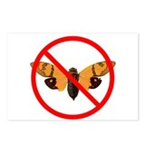Postcards (Package of 8) - Stop cicadas