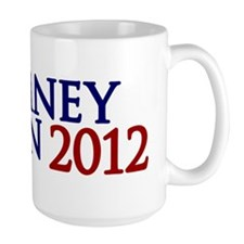 Mitt Romney Paul Ryan 2012 Mug