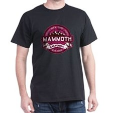Mammoth Raspberry T-Shirt