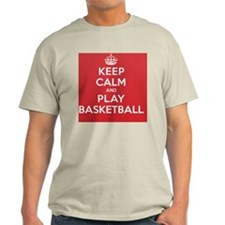 K C Play Basketball T-Shirt