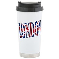 London Ceramic Travel Mug