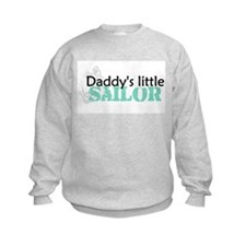 Daddy's Little Sailor Sweatshirt