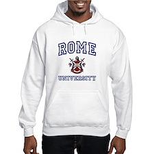 ROME University Hoodie Sweatshirt