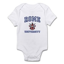 ROME University Infant Bodysuit