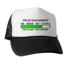 TELECHARGEMENT BEBE VERT MATERNITE Trucker Hat