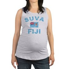 Suva Fiji Designs Maternity Tank Top