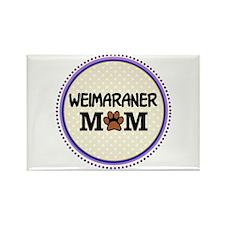 Weimaraner Dog Mom Magnets