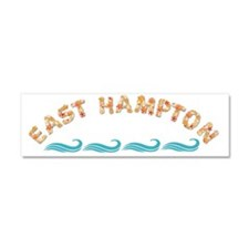 East Hampton Seashells Car Magnet 10 x 3