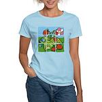 Strawberry Puzzle Women's Light T-Shirt