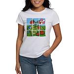 Strawberry Puzzle Women's T-Shirt