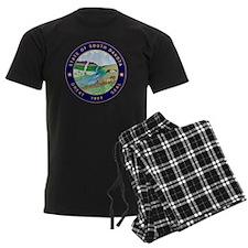 South Dakota State Seal Pajamas