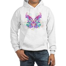 Decorative Butterfly Hoodie