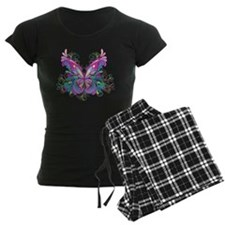 Decorative Butterfly Pajamas