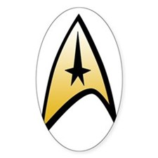 Star Trek Insignia Decal