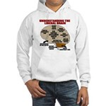 Liberal Brain Hooded Sweatshirt