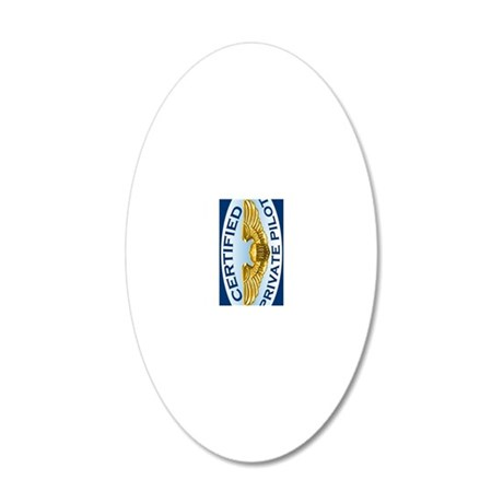 Wingskindlenook 20x12 Oval Wall Decal