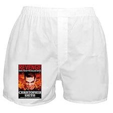 Revenge: Book Two in the Bullied Seri Boxer Shorts