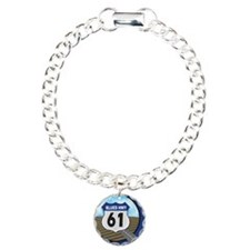 Blues Hwy Postcard Bracelet