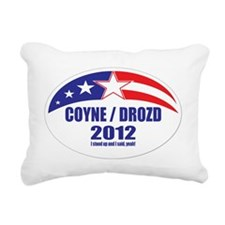 Coyne Drozd 2012 Rectangular Canvas Pillow