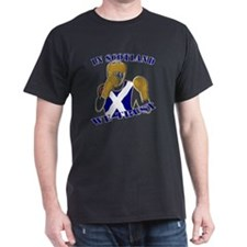 In Scotland boxing we trust T-Shirt