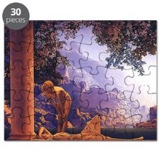 Maxfield Parrish Daybreak Puzzle