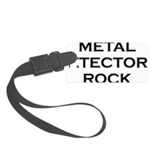 metalDetct7A Luggage Tag