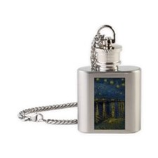 iPhone_Wallet Flask Necklace