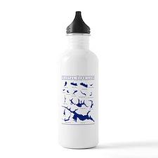 Coastal Dune Lakes Water Bottle