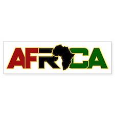 Africa2 Bumper Sticker