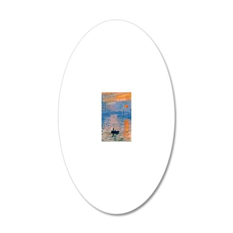 iPhone_Wallet 20x12 Oval Wall Decal