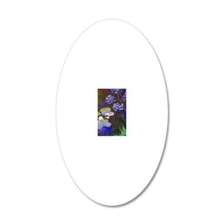 iPhone_Snap 20x12 Oval Wall Decal