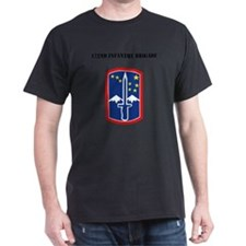 SSI - 172nd Infantry Brigade with Tex T-Shirt