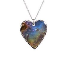 Eagle Nebula Necklace