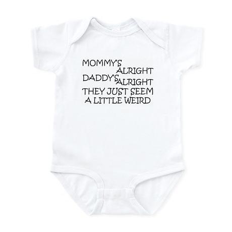 Surrender Infant Bodysuit