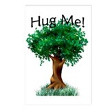 """Tree Hugger"" Postcards (Package of 8)"