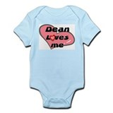 dean loves me  Infant Bodysuit