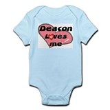 deacon loves me  Onesie