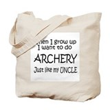 WIGU Archery Uncle Tote Bag