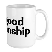 GOOD PENMANSHIP Mug