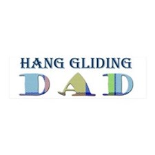 hang gliding Wall Decal
